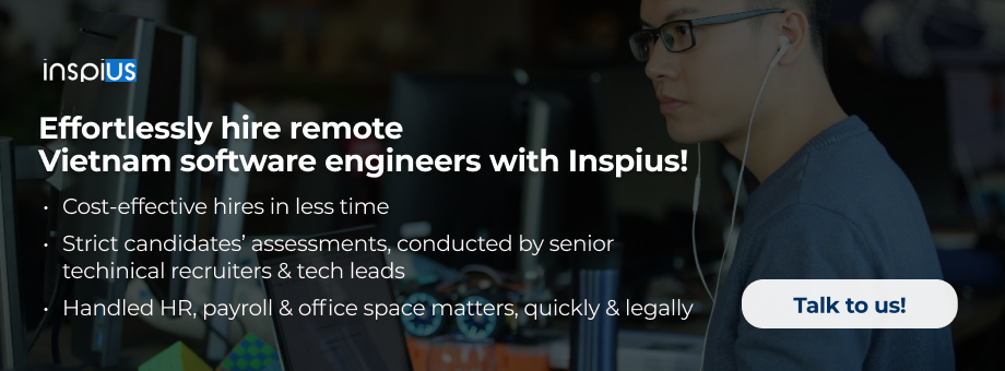 hire offshore developers in Vietnam with inspius
